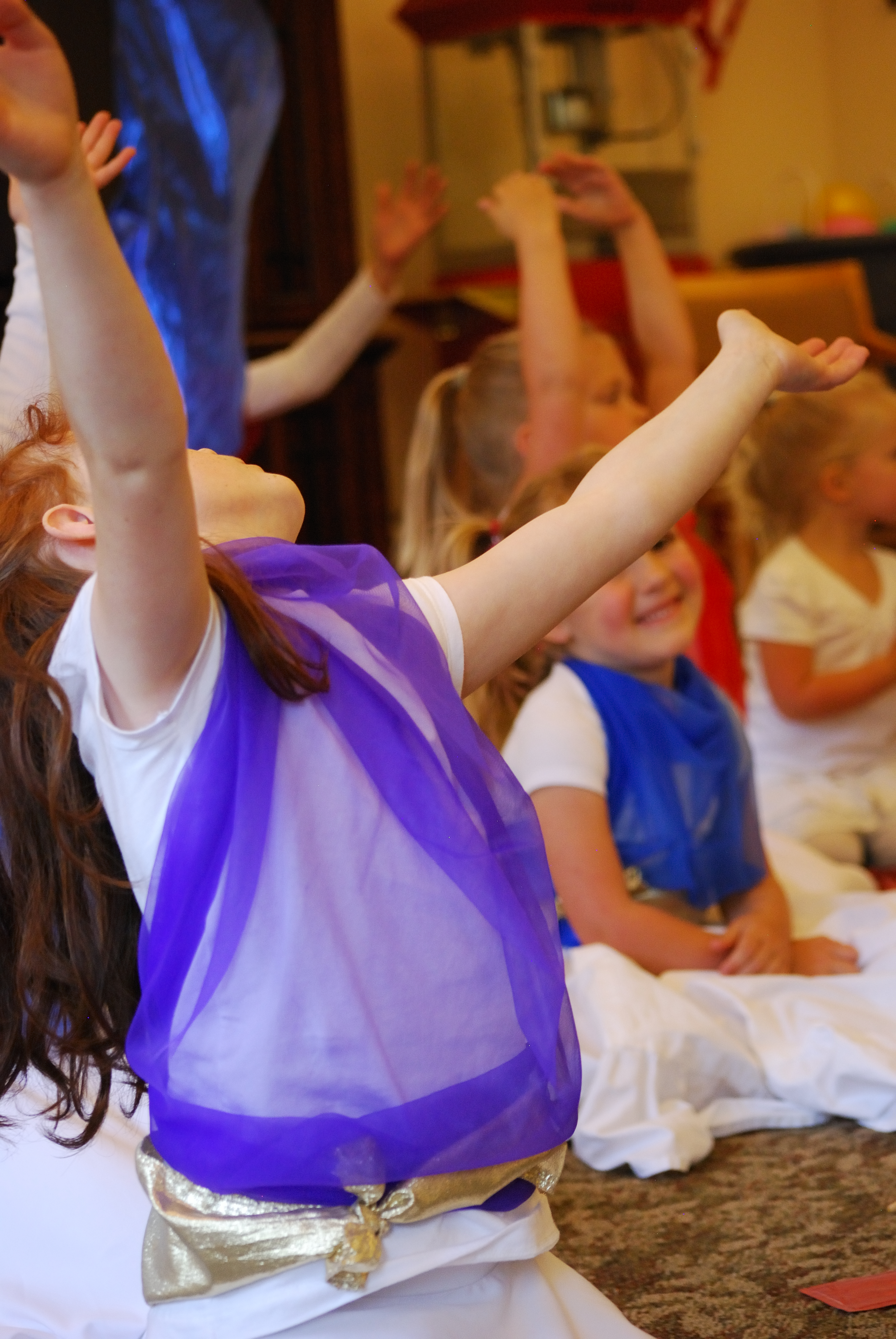 Summer Praise Dance Camp – Pasadena