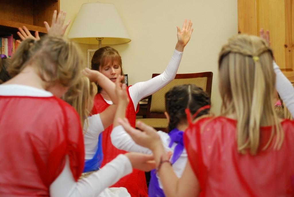 Worshipful Children