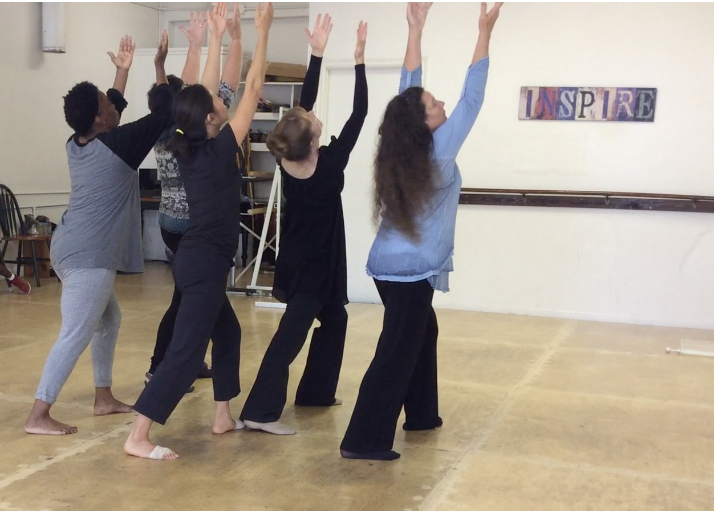 Pasadena dance workshop recap