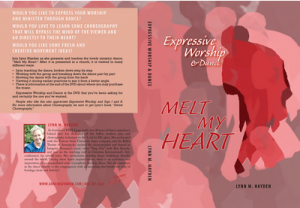 Expressive Worship and Dance DVD cover