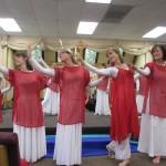 Pentecost Praise Dance Group