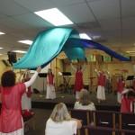 Pentecost Praise Dance Billows 2