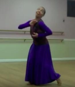 Jocleyn Richard praise dancer