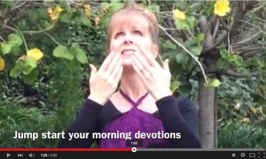 Jump Start your Devotions