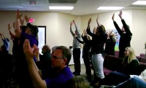 congregational dance