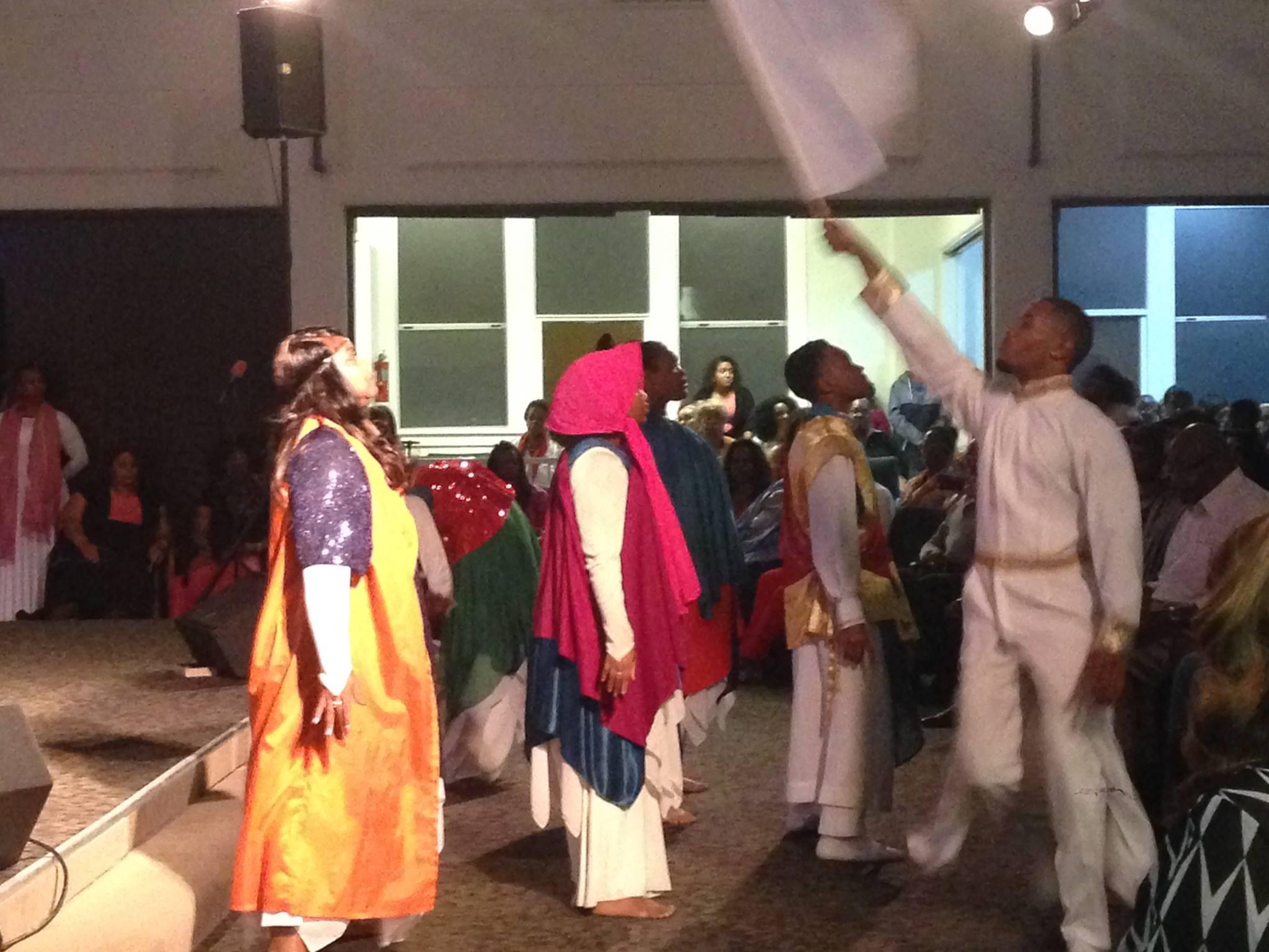 When the Spirit Moves Dance Concert Pasadena
