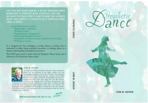 prophetic dance DVD