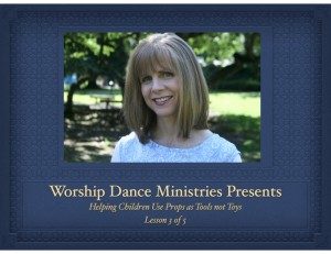 worship props with a purpose