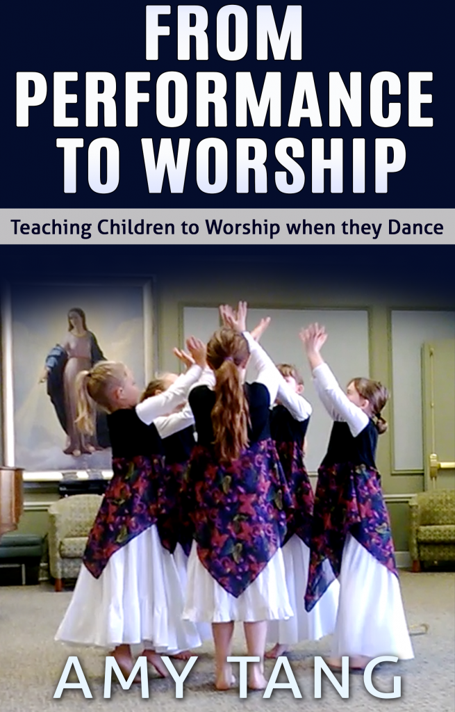 kids praise dance training