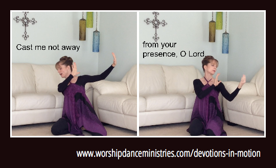Would you Pray for Devotions in Motion?