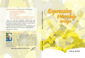 Expressive Worship & Sign DVD cover