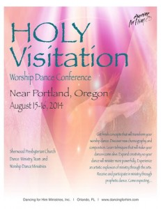Holy Visitation flyer