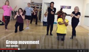 praise dance workshop pasadena