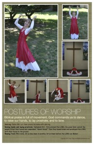 Postures of Worship poster
