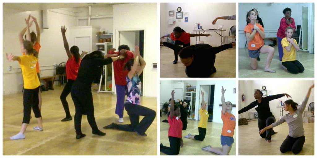 Worship Dance workshop pasadena
