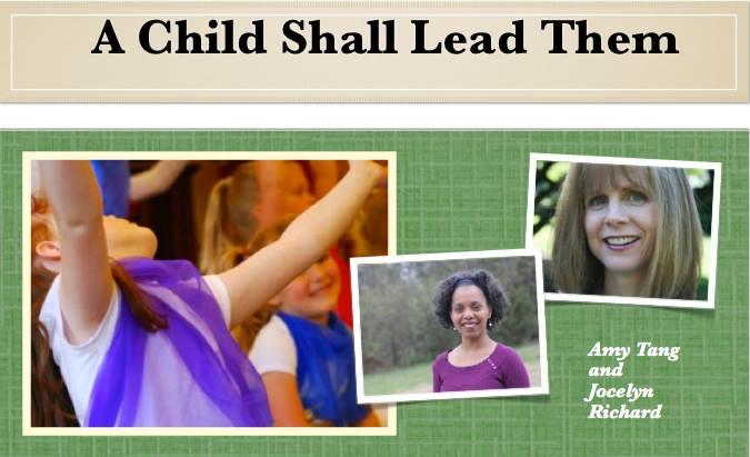 Raising Up Worshipful Children image