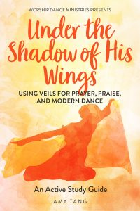 Using veils in prayer, praise and modern dance