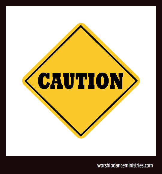 caution with branding