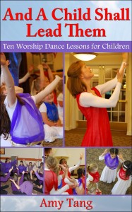 Teaching Children Worship Dance e-book cover