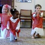kids praise dance camp pasadena