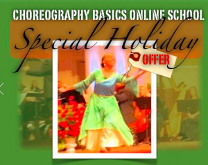 choreography basics online school