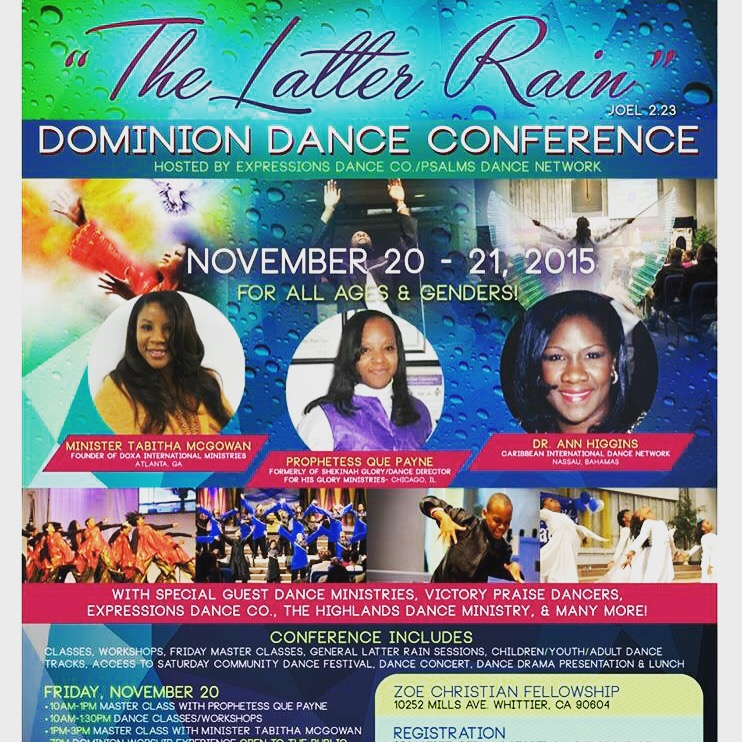 Dominion Dance Conference – Whittier, CA