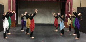 worship modern dance