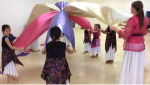 praise dance camp children